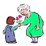 Grandma & Child